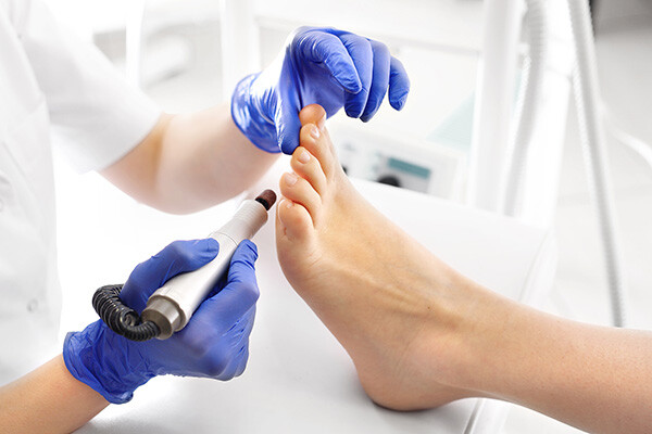 Changes to the Practice Podiatry Service